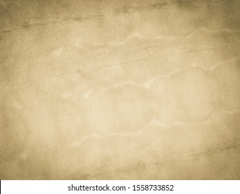 Green Old Paper Backdrop. Brown Retro Torn Paint. Gray Pale Dirty Art Canvas. Cream Textured Old Paper. Warm Grey Yellow Old Manuscript. Beige Plain Canvas. Crepe Rustic Parchment.
