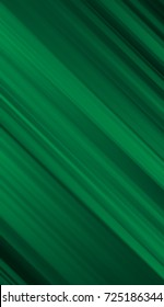 green satin wave background illustration