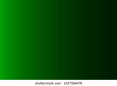 Green surface Reflect light, chase away black