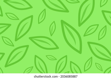 Grenn leaf background and wallpapers