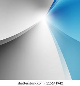 grey blue background