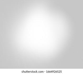 Grey gradient studio effect abstract background