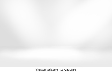 Grey studio with empty space for your project or product with light and shadow concept for holiday