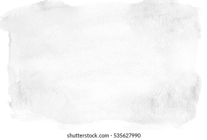 Grey watercolor background on white paper. For the text, textures, banners, leaflets, posters, with space for inscriptions.