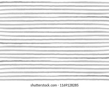 A grey and white, horizontal, watercolor striped background.