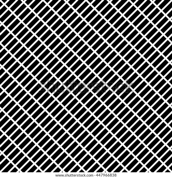Grid, mesh with rectangular cells. Grill, lattice pattern. Seamlessly tileable - repeatable.