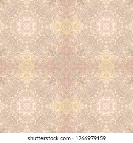 Grunge Abstract Colorful Painted Kaleidoscopic. Light Design. Decorative paper