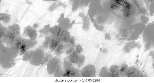 Grunge Acrylic Background. Blur Vintage Acrylic Brush. Gray Acrylic Design Concept. Shibori Tie Dye. Silver Christmas Snowy Decoration. Dirty Art Grunge.