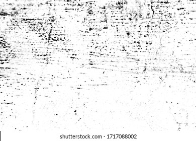 Grunge black and white urban texture. Messy dust overlay distressed background