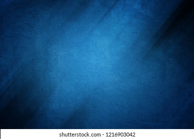 grunge blue abstract background with line