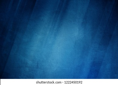 grunge blue gradient color abstract background with line