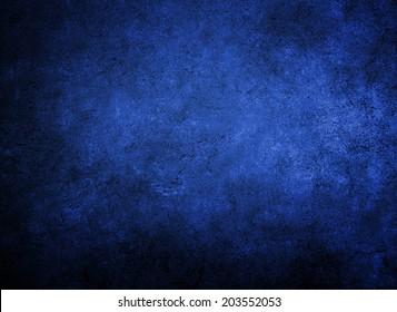 Grunge blue texture, background.