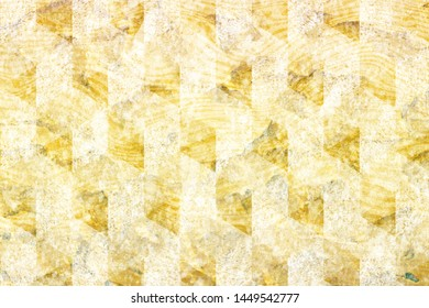 grunge brown geometric  abstract  background  for design