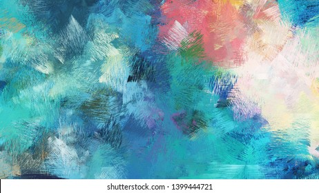 grunge dirty brush strokes background with steel blue, pastel gray and dark slate gray colors. can be used for wallpaper, cards, poster or creative fasion design element.