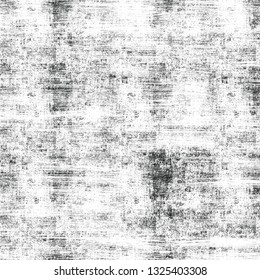 Grunge distressed texture background. Distress texture in black and white. Abstract background of cracks, scuffs, scratches, lines, strokes in grey tones.