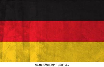 Distressed Grunge Polish Crest Flag All Over Hand Towel