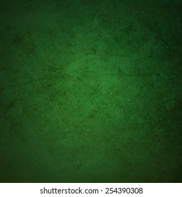 Grunge green background with place for text