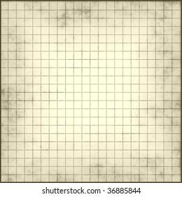 Grunge Light Grid