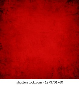 Grunge red background texture
