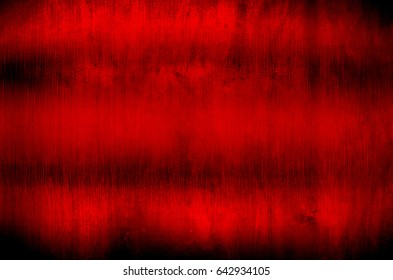grunge red metal plate