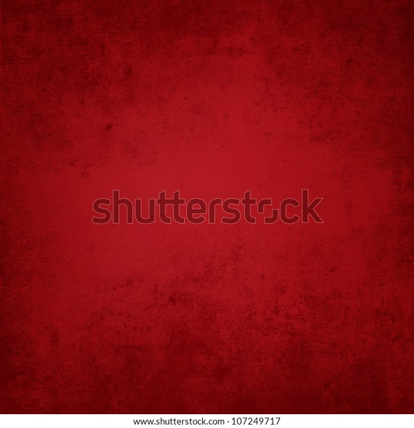 Grunge Red Texture Background Stock Illustration 107249717