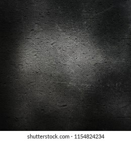 Grunge style concrete background with scratches and stains