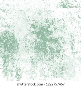 Grunge Urban Texture Template. Colorful Messy Dust Overlay Pattern Sample. Distress Background. Abstract Dotted, Scratched, Vintage Effect With Noise And Grain