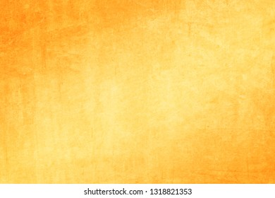grunge yellow gradient color abstract background