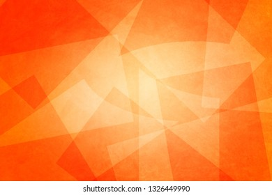 grunge yellow to orange gradient color abstract background with line