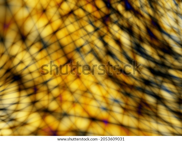 Grungy brown color abstract art wallpaper design