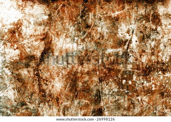 Grungy texture