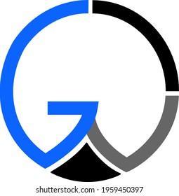 GW letter logo design on transparent background. GW monogram initial letter logo concept. GW icon design. GW elegant and Professional white color letter icon design on tranparent background. G W