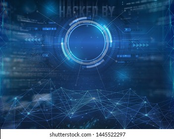 Hacked by Wallpaper, Hacking Background, Hacking, Hack, Hacked, Hacked by