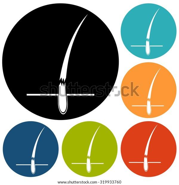 hair follicle treatment design