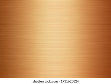hairline finish red copper plate