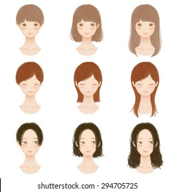 Hairstyle Collection