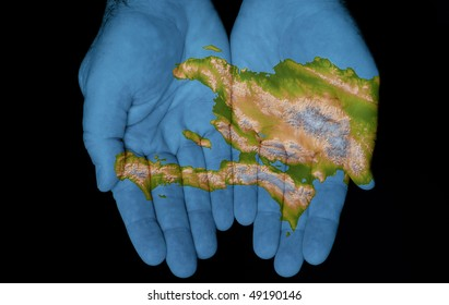 Haiti In Our Hands Concept