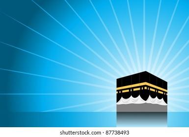 Hajj/ Pilgrimage Background 2