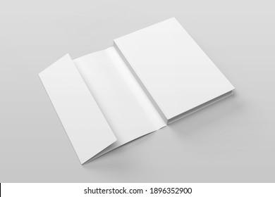 Half Open Dust Jacket Book