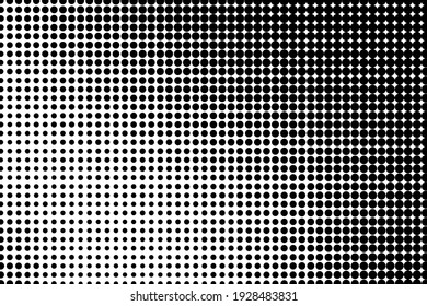 Halftone background. Halftone dotted design. Gradient halftone background. Colorful halftone