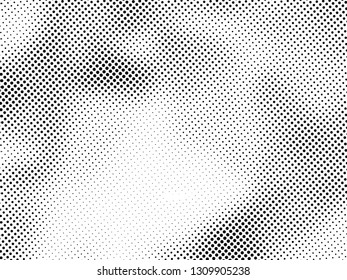 Halftone Dots Pattern . Halftone Dotted Grunge Texture . Abstract Dots Overlay Texture . Light Distressed Background with Halftone Effects. Ink Print Distress Background . Dots Grunge Texture.