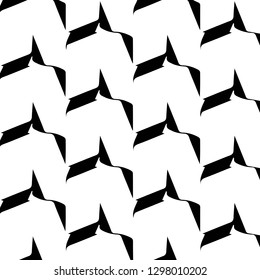 Halftone monochrome texture background. Abstract vintage black and white illustration Texture