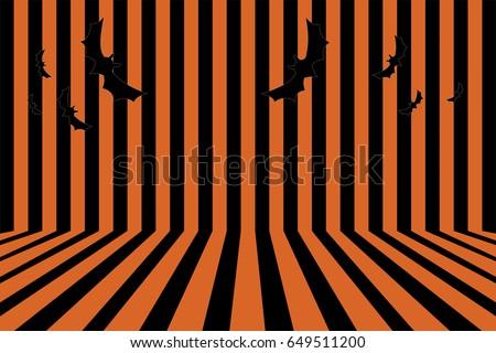 halloween background abstract area backdrop black bat celebration card cute dark decoration design autumn and orange