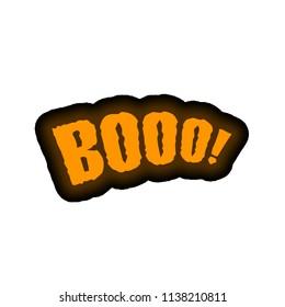 Halloween booo image