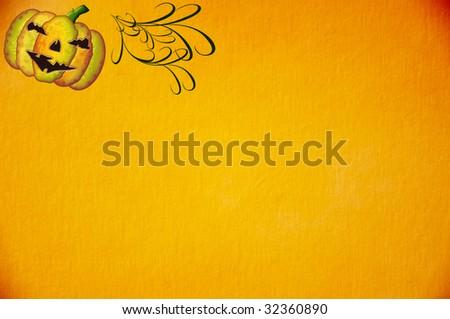 halloween party invitation template stock illustration 32360890