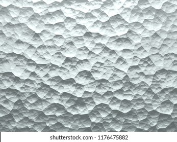 Hammered Chrome Metal Background Texture