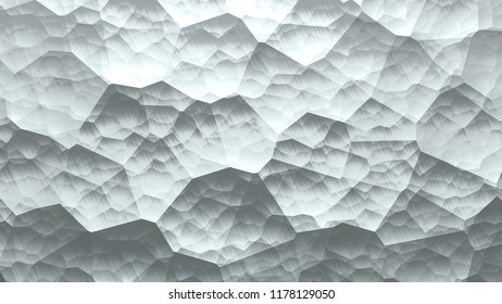 Hammered Chrome Metal Background Texture Close Up