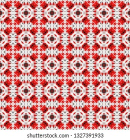Hand crafted bohemian seamless pattern. Inspired by traditional Arabic themes. Bohemian seamless pattern for use in web and digital design, craftworks and fashion products.