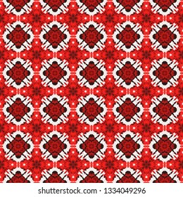 Hand crafted tie dye seamless pattern. Inspired by traditional African themes. Tie dye seamless pattern for use in web and digital design, craftworks and fashion products.