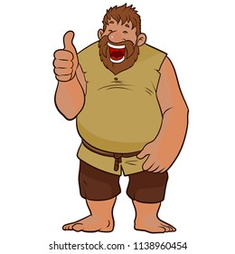 giant cartoon images stock photos vectors shutterstock https www shutterstock com image illustration hand drawing cartoon character thumb 1138960454